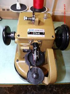 Doit Dt4 6 Fur Skins And Leather Heavy Duty Industrial Sewing Machine New