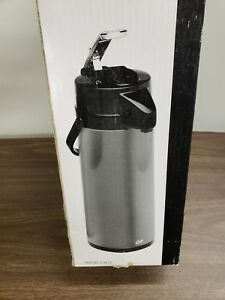 Curtis Tlxa 22 Thermopro Thermal Coffee Air Pot 2 2l Black