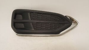 2016 2018 Acura Rdx Front Bumper Right Side Grille Cover Trim Plastic 16 18 Oem
