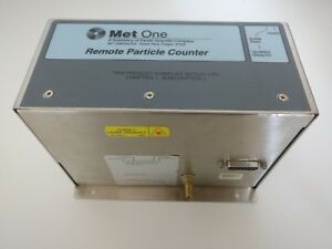 Met One R5813 Remote Particle Counter Pacific Scientific Particulate Monitor
