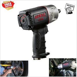 Aircat Composite Air Impact Wrench 1 2in Drive 1295 Ft Lbs Torque