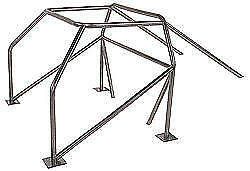Competition Engineering 10pt Main Hoop Kit 68 72 Chevelle