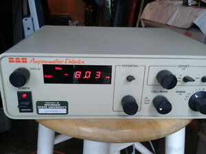 Bas Amperometric Detector Model Lc 4b Bioanalytical Systems