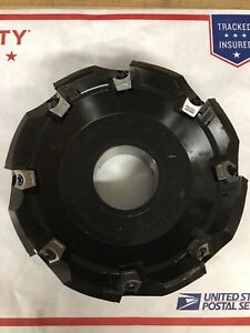 Tungaloy Tac 8 Insert Indexable Face Mill