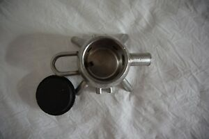 Cond Stainless Steel Milking Claw Ball Valve 10 Inlets Pin Dairy Milk Machine