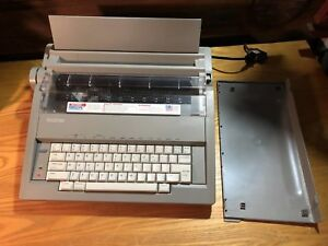Vintage Brother Electronic Typewriter Model No Gx 6500 Works Great