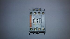 New Sprecher Schuh Ca7 16 10 120vac Contactor Relay 4pst With Manual