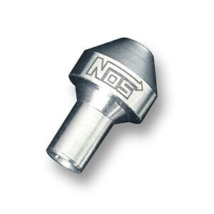 Nos 13760 16nos Precision Ss Stainless Steel Nitrous Flare Jet
