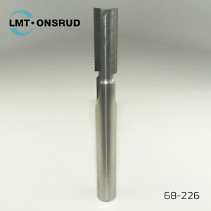 Lmt Onsrud 68 226 3 8 Double Flute Pcd Serf Cutter