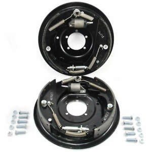 Tie Down 82096 Drum Brake Kit E coated 2 Pack 12 Inch