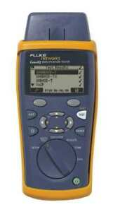 Cable Tester qualifier Fluke Networks Ciq 100