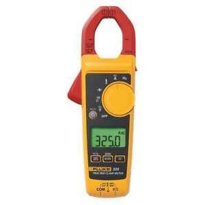 Digital Clamp Meter 400a 600v trms Fluke Fluke 325