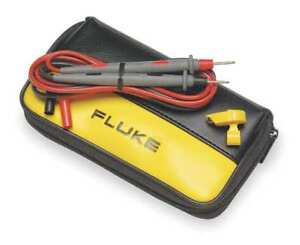 Banana Test Lead Kit cat Iii 1000v 10a Fluke Fluke l211