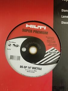 Hilti 227854 Duct Dia Blade Ds sp 14 X 110 1 20 Insert Tools 1 Pc