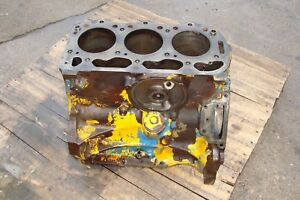 Ford 3000 Tractor Diesel Engine Block