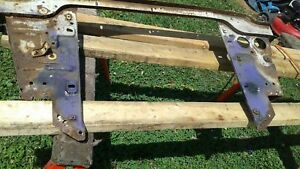 1964 Plymouth B Body Core Radiator Support Used