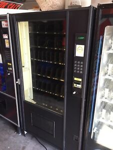 Nice Ams 39 vcf Refrigerated Snack Soda Combo Vending Machine Sensit 2