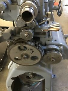 South Bend 13 Lathe Transposing Metric Gear Attachment