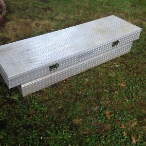 Aluminum Pickup Truck Trunk Bed Tool Box