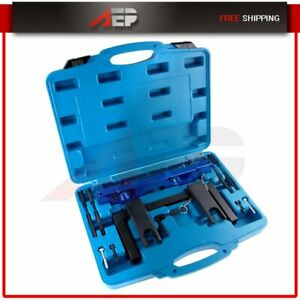 Engine Camshaft Alignment Timing Tool Kit For Bmw N53b25 N53b30 N54b30 N52b30