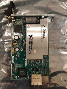 National Instruments Ni Pxie 6363 Daq Data Acquisition 32 Analog Inputs Card