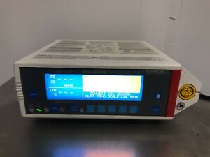 Novametrix Medical Systems Capnogard Etco2 Monitor Excellent Condition tested