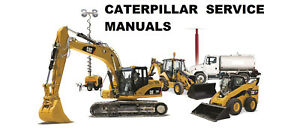 Caterpillar Cat Fork logging X2c Service And Repair Manual