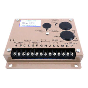 New Engine Governor Speed Control Esd5522 Speed Controller