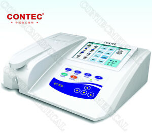 Ce Bc300 Semi auto Biochemistry Analyzer blood Glucose blood Lipids touch Screen