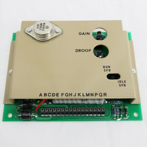 New Engine Governor Speed Controller 3044195
