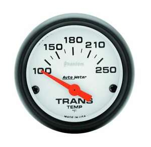 Auto Meter Phantom 2 1 16in Trans Temp 100 250 Elec
