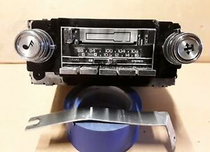 Vintage Gm Delco Am fm Cassette Car Stereo Radio 16008160 Gm2700