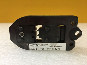Amp Tyco Te Connectivity 91525 3 22 To 26 Awg Certi Crimp Head Die Tested