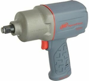 New Ingersoll Rand 2235 Timax Titanium 1 2 Inch Drive Air Impact Wrench