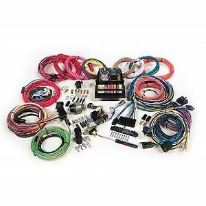 American Autowire Highway 15 500703 Wiring Harness Ford Chevy Street Hot Rod