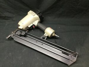 Porter Cable 22 3 1 2 Round Framing Nailer fr350a works Great