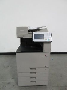 Canon Imagerunner Advance C3330i Color Copier Printer Scanner Only 39k Meter