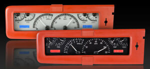 Dakota Digital 1940 Chevy Car Analog Gauge Panel Instruments Vhx 40c Hot Rod