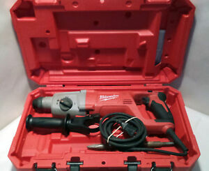 Milwaukee 5262 21 1 inch Sds Plus D handle Rotary Hammer Drill