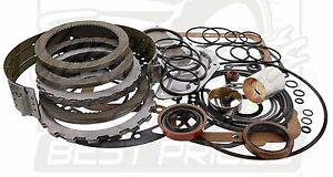 Ford C6 C 6 High Energy Transmission 4wd Deluxe Rebuild Kit 1976 96