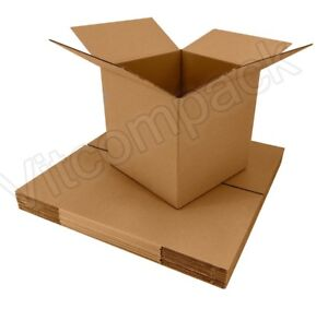 Shipping Mailing Packing Delivery Box Boxes Corrugated Cardboard Bundle 20 1000