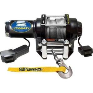Superwinch 1130220 Lt3000 Atv Winch