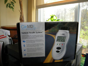 Carmd 2100 Vehicle Health System And Diagnostic Code Reader For Obdii Vehicles