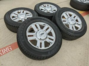 18 Ford F 150 Expedition King Ranch Oem Rims Wheels Tires 2008 2009 2010 3559