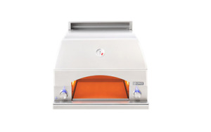 Lynx Professional 30 Napoli Pizza Countertop built in Pizza Oven natural Gas