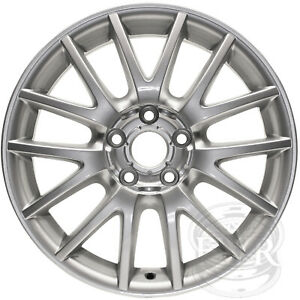 New Set 4 17 Replacement Alloy Wheels And Centers 2005 2014 Vw Jetta Golf Gti