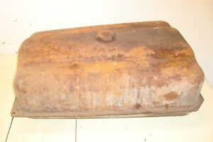 1955 Ford 860 Tractor Gas Fuel Tank 600 800