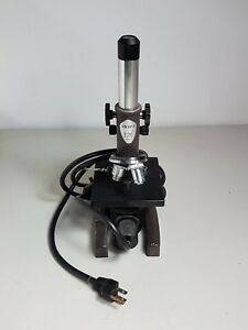 Swift Nine Fifty Monocular Student Microscope Good Condition Used Tested Working