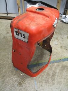 Allis Chalmers D15 Tractor Radiator Shroud Nose Cone