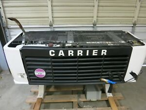 Carrier Transicold Genesis R90 Microprocessor Controlled Refrigeration Unit